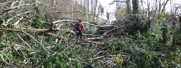 "My Hurricane Maria Story: Joan ""Juanita"" Kirchheimer"